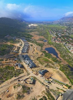 Chapmans Bay Estate Aerial 250x341 - Residential Estates in the Western Cape Peninsula - Noordhoek