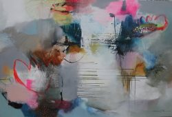 Natasha Barnes. Life is but a pond II 250x170 - Behind  the canvas - The changing role of the curator