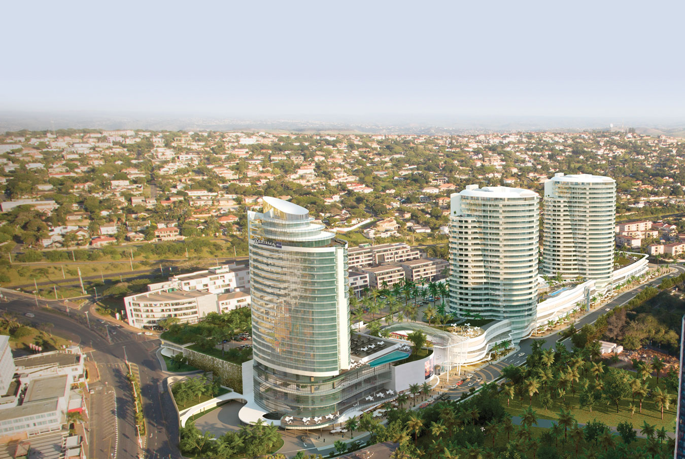 Public Shares launch at the new Oceans Umhlanga Radisson Blu Hotel