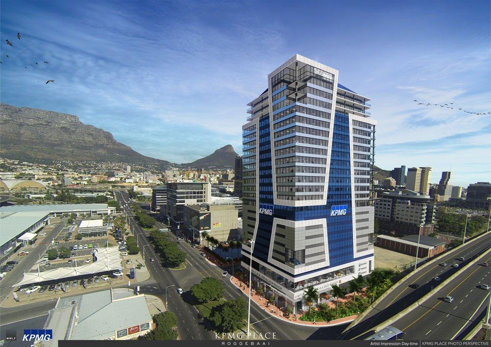 Cape Town City Centre Pictures