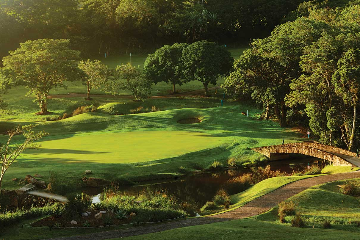 A golfing meander through the Midlands to the KZN coast