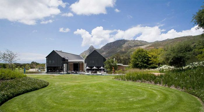 Lost, and found: the extraordinary tale of Steenberg Wine and Golf Estate