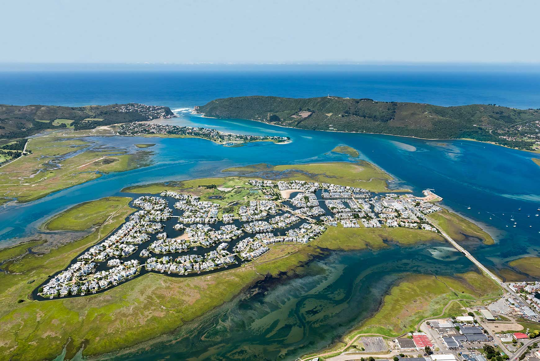 Thesen Islands: A family's commitment to turn land into a lifestyle