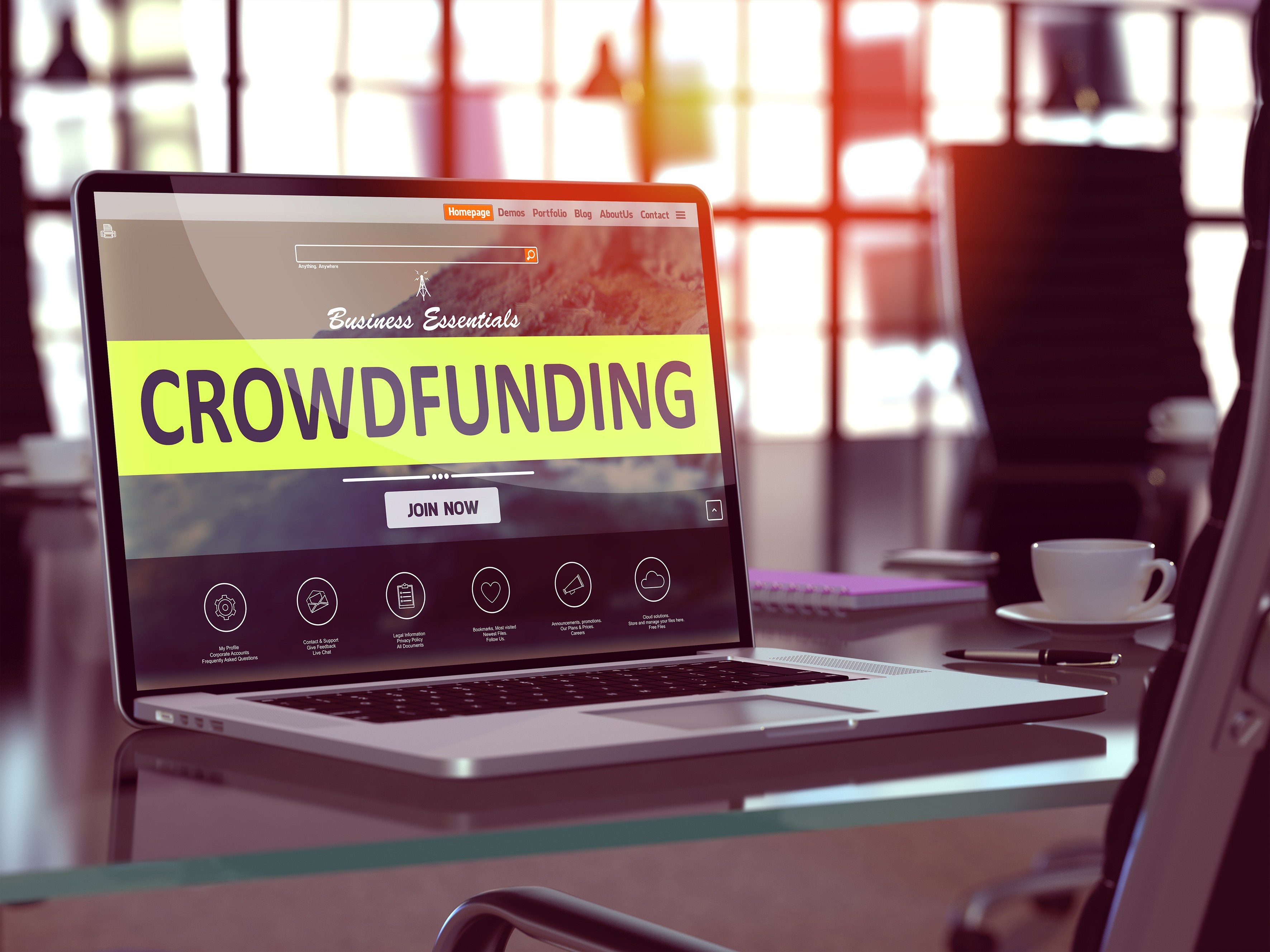 crowdfunding 1 - Community News