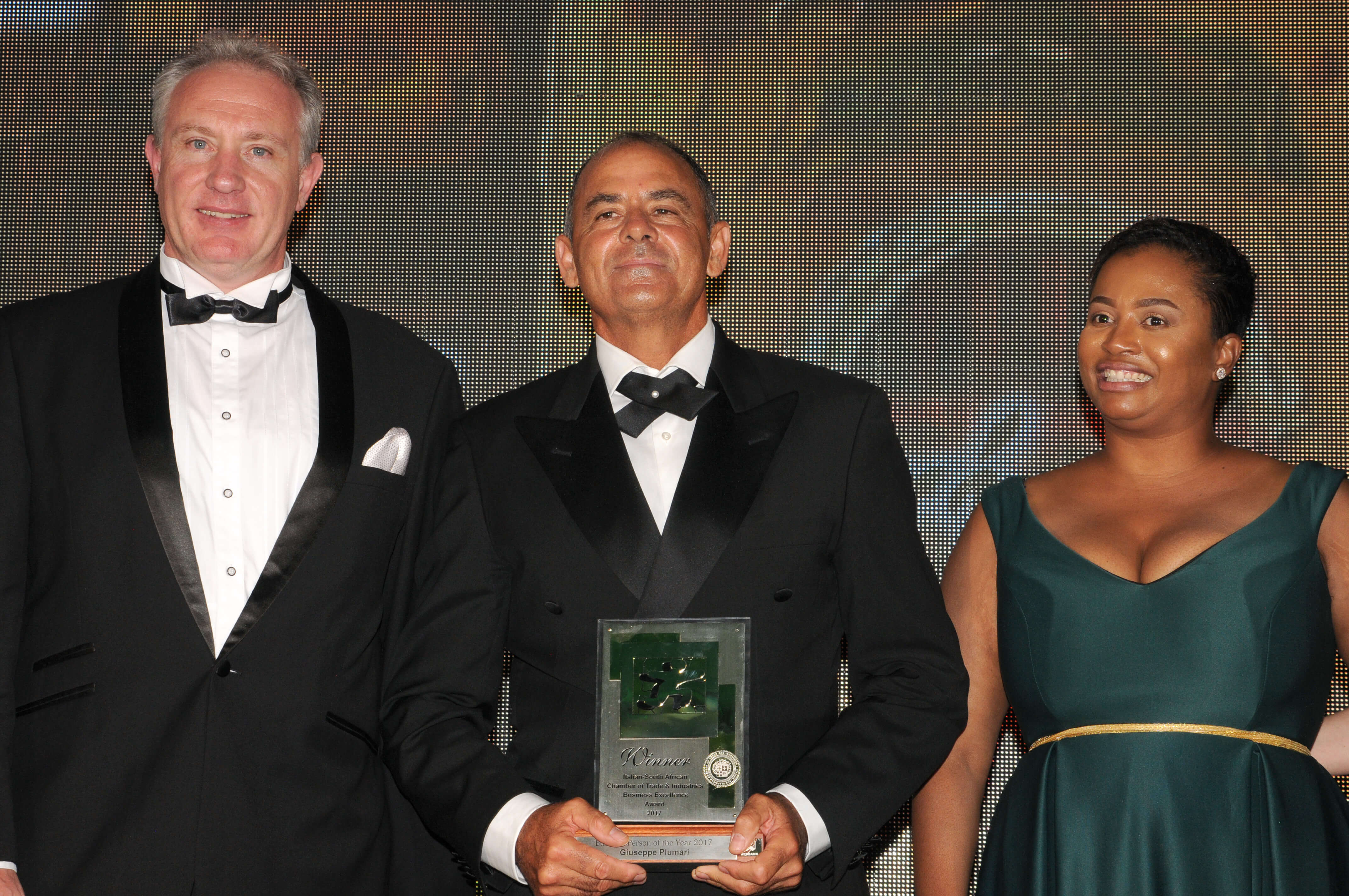 Steyn City Properties CEO named Business Person of the Year