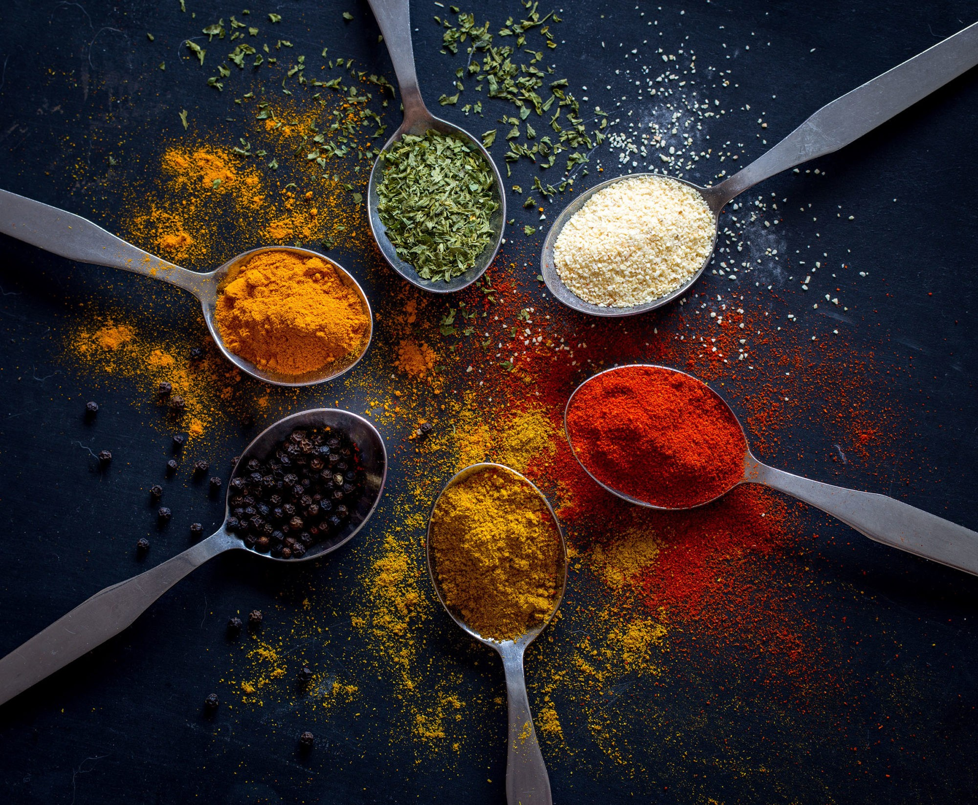 Open  Kitchen: The Love and Lure of Spice