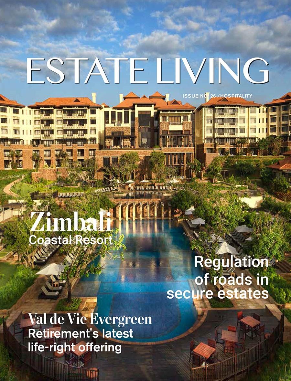 EstateLivingMagazineEstateLivingIssue26February 1 - Hospitality
