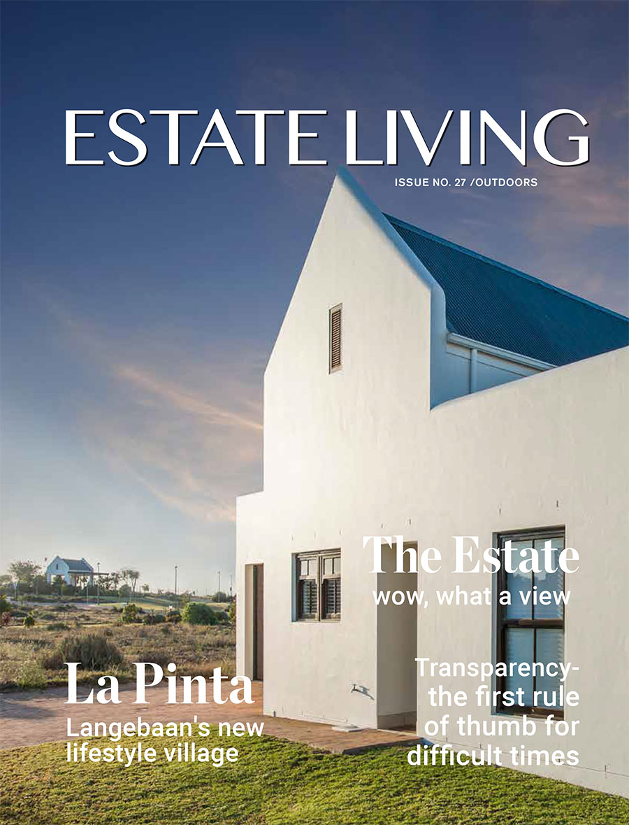 EstateLivingMagazineEstateLivingIssue27March 1 - Outdoors