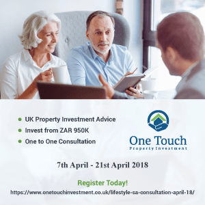 One Touch Property Investment UK Home