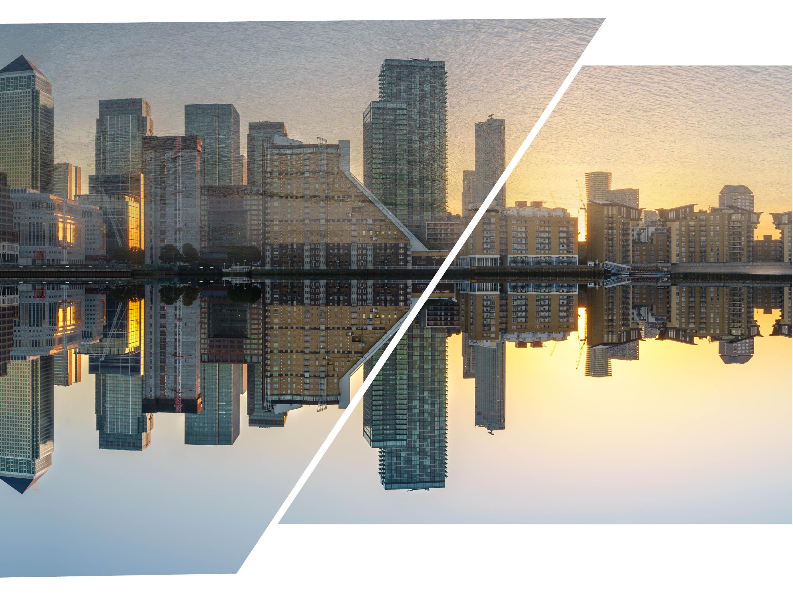 The Docklands affect