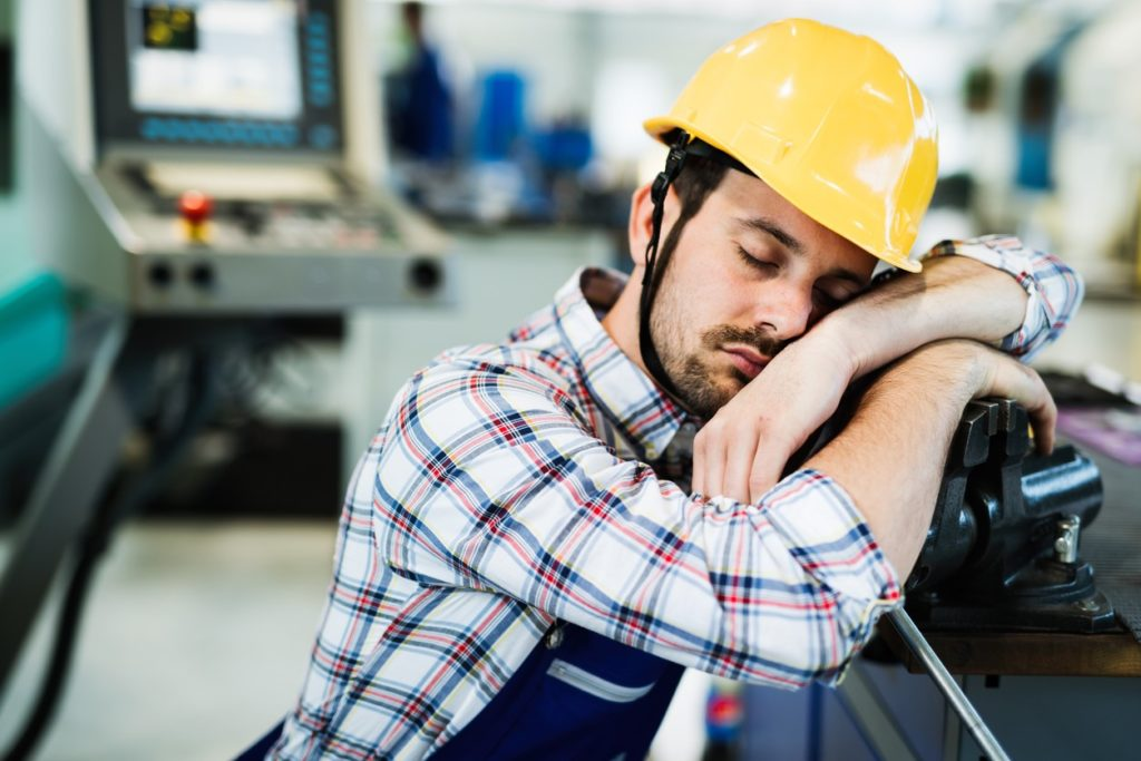 FATIGUE, THE INVISIBLE FOE IN THE WORKPLACE
