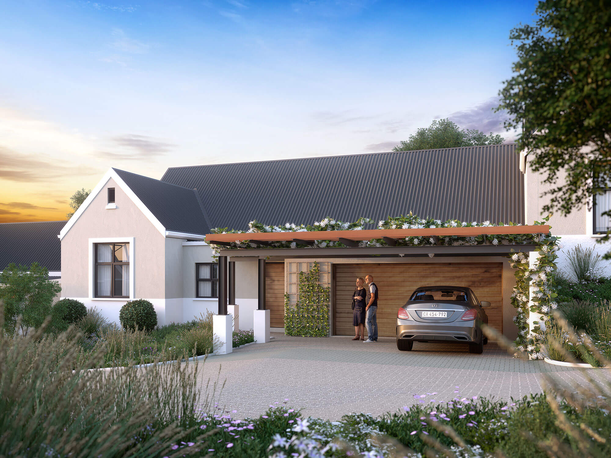 DE PLATTEKLOOF LIFESTYLE ESTATE AN EXCLUSIVE NEW RETIREMENT OPTION