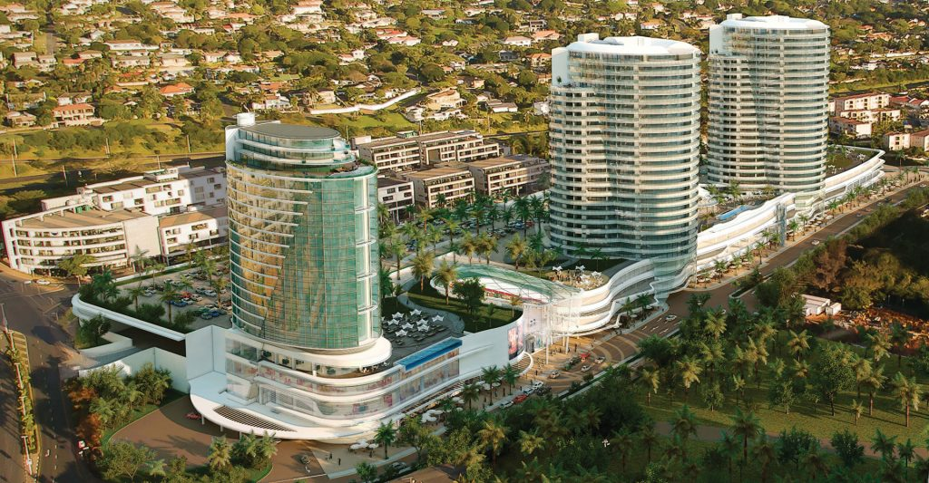 Oceans Umhlanga 1024x533 - SA's explosion of new property developments - take your pick!