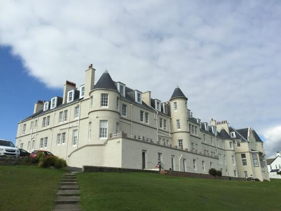 the portpatrick hotel - General News