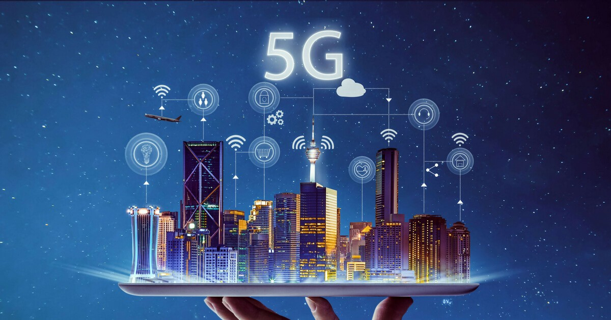 The future is now: 5G