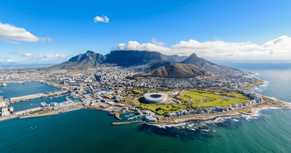 Cape Town's oceanfront precinct