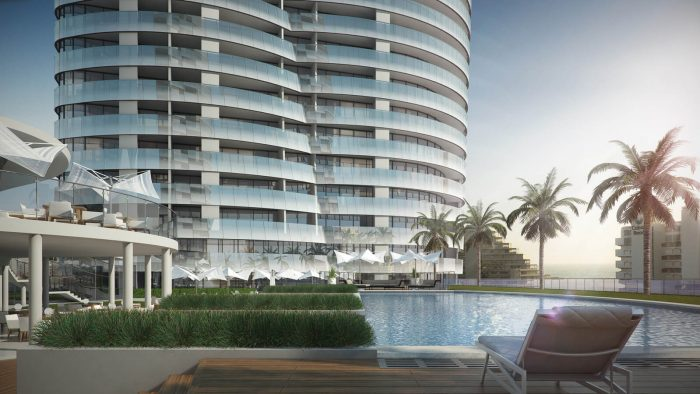 Oceans Umhlanga Oceans 25m Lap Pool 700x394 - The real deal on SA property developments: watching the smart money