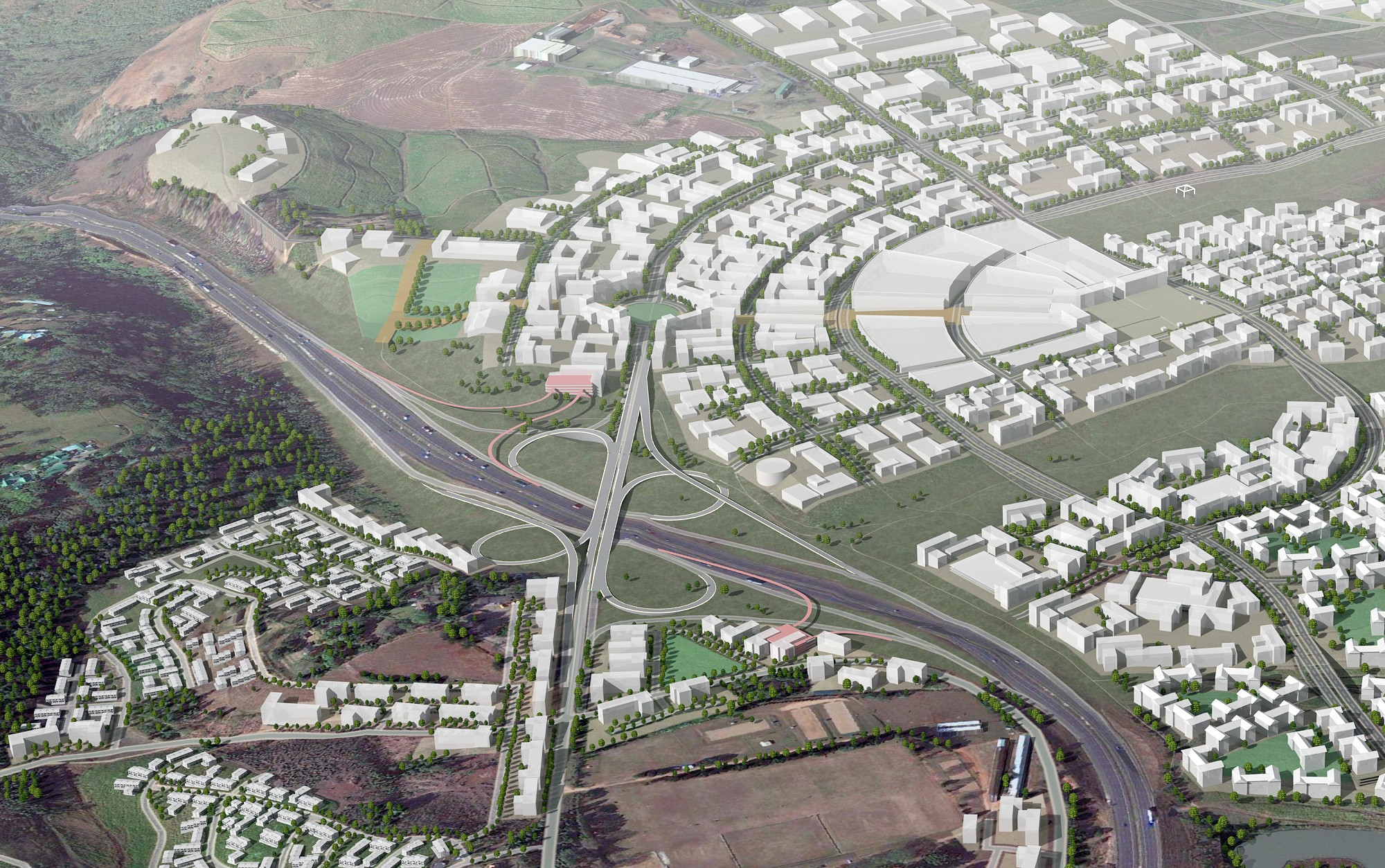 Ntshongweni urban development: Phase one gets the go ahead