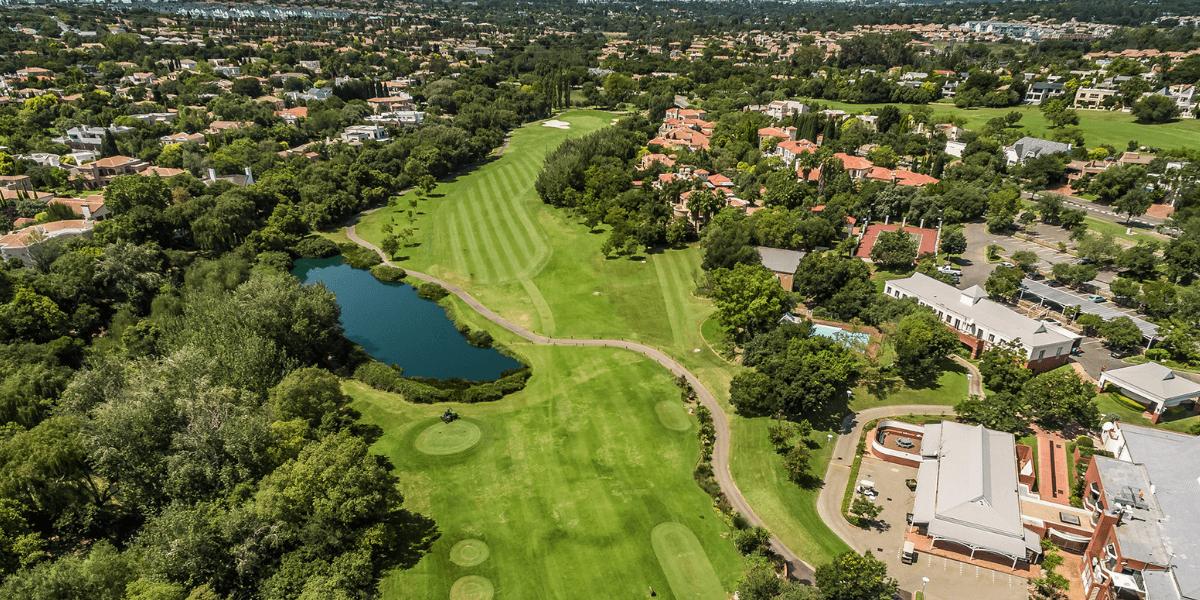Johannesburg's Grande Dame