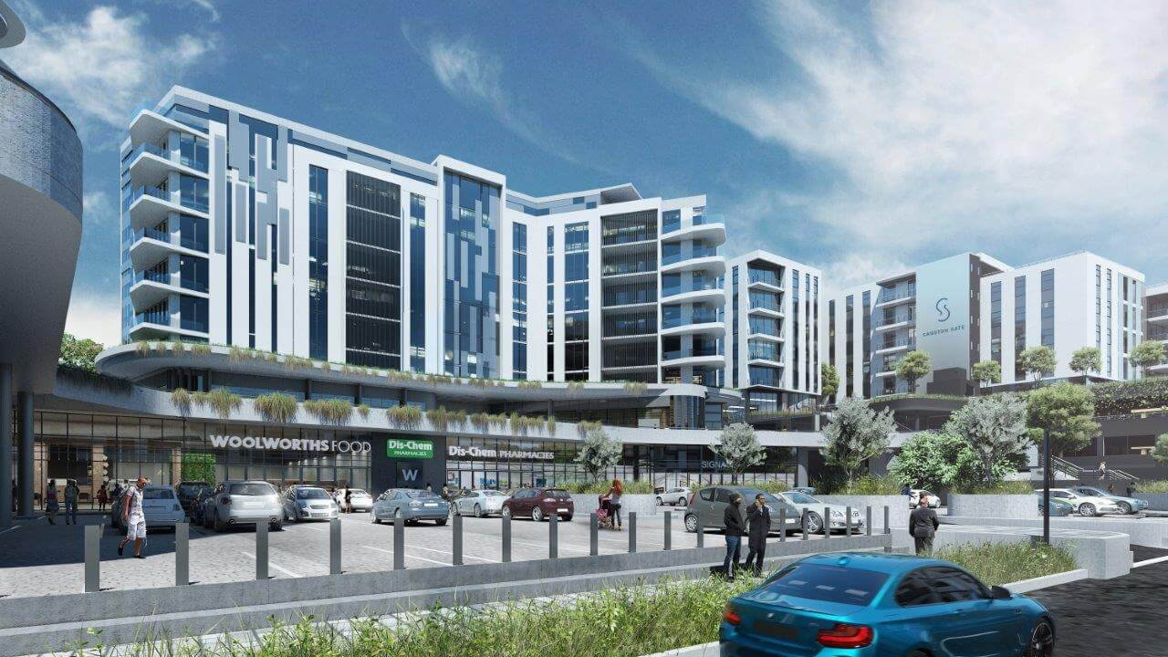 CAQ6 SANDTON GATE PHASE 02 View 03 - General News