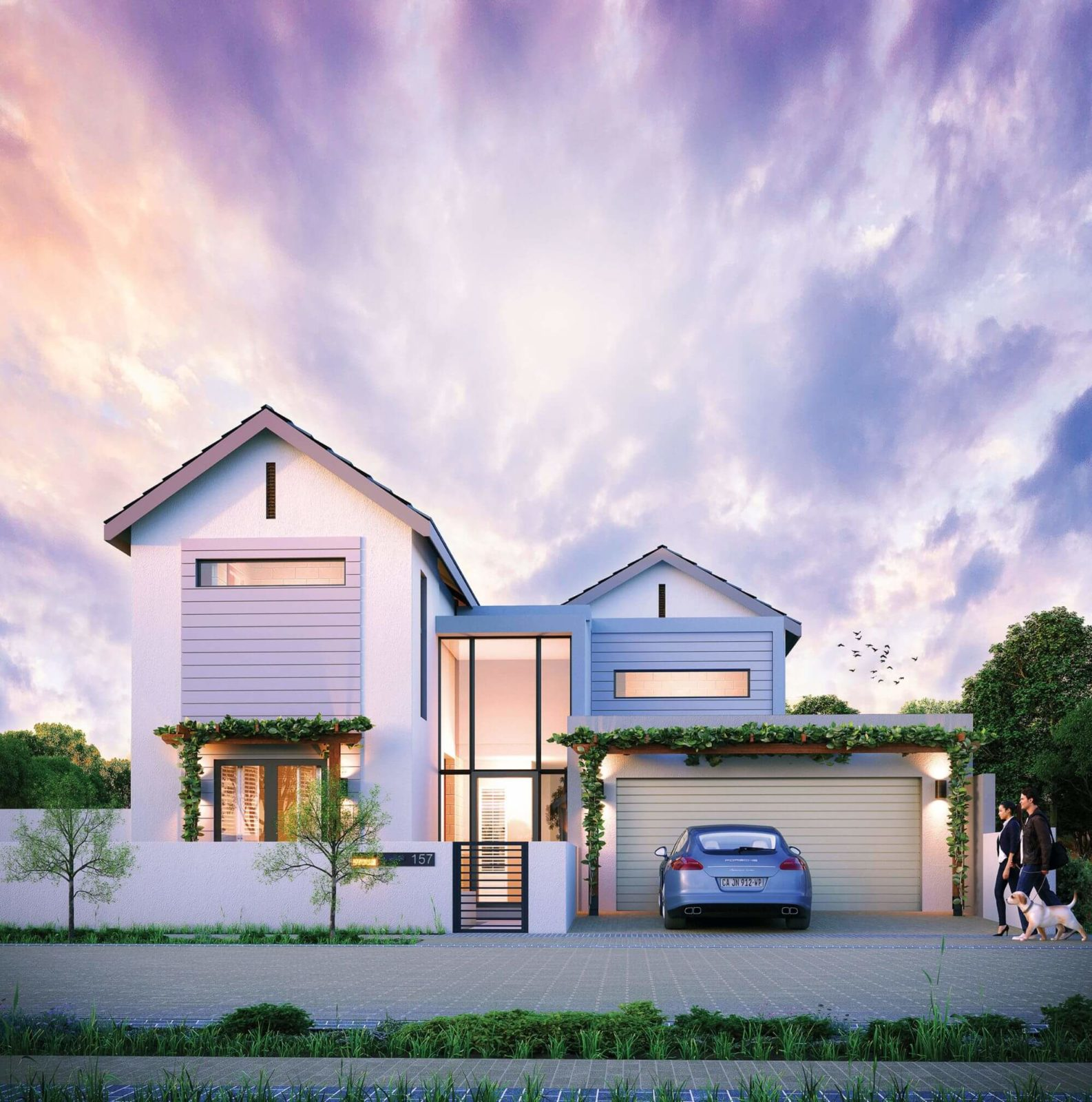 Sitari The Residences Exterior Front Cover - Showhouse of The Residences at Sitari now available to view