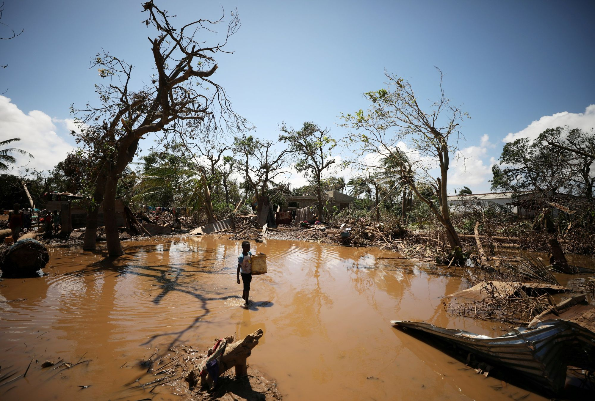 Hurricane 2 - Cyclone Idai shows why long-term disaster resilience is so crucial