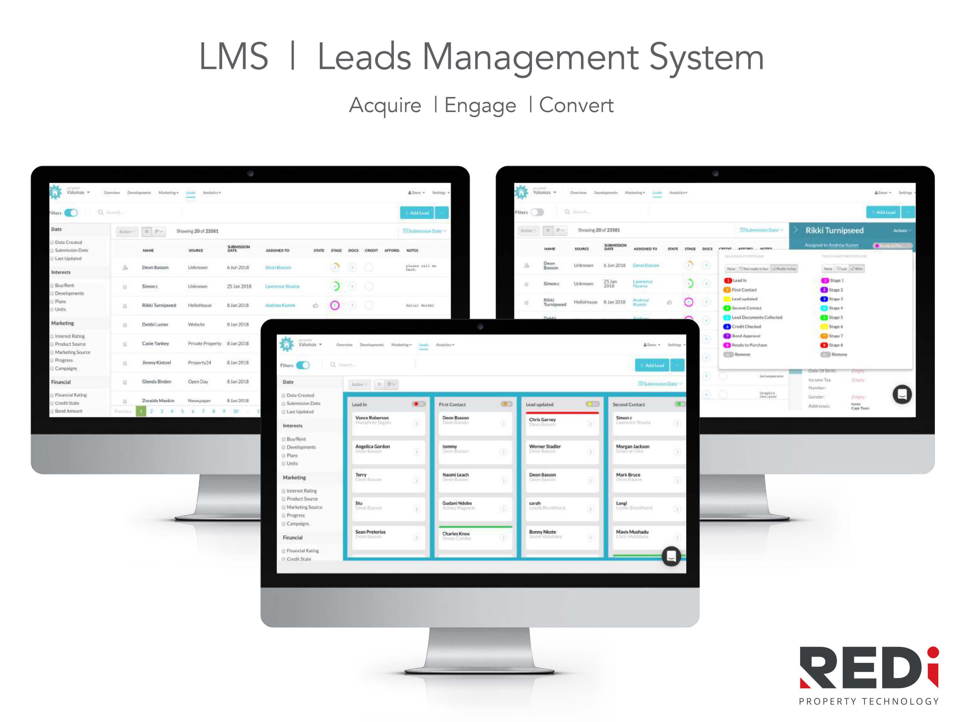 lms - REDi Communication