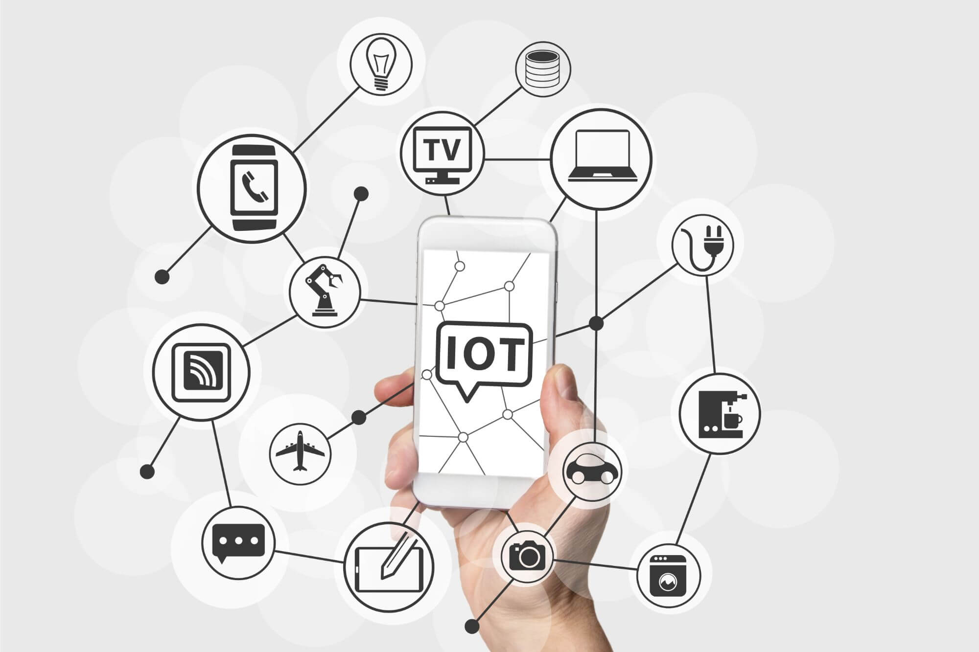 IOT 1 - The internet of things on our daily lives