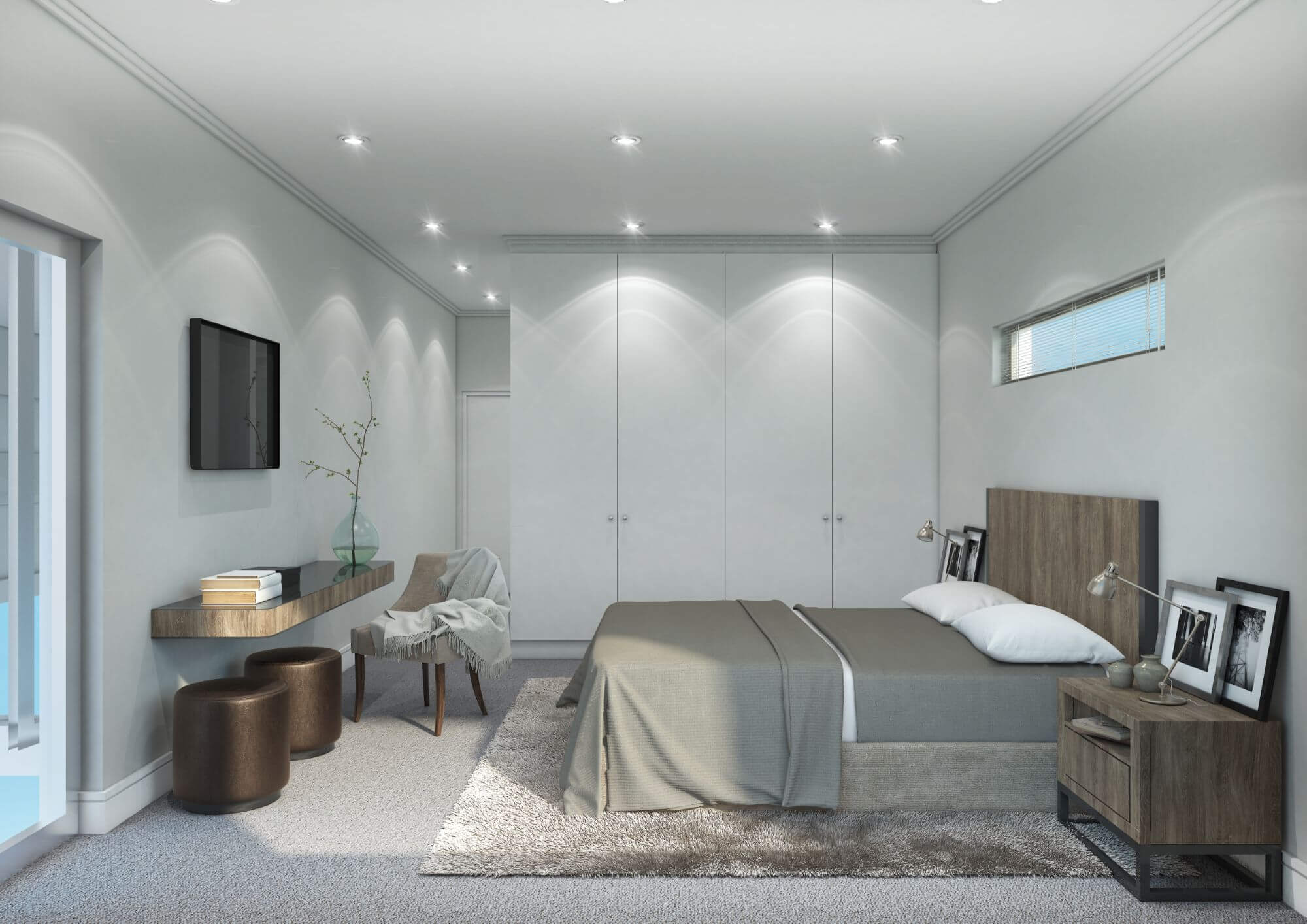The Melrose Interior Bedroom View Final - General News