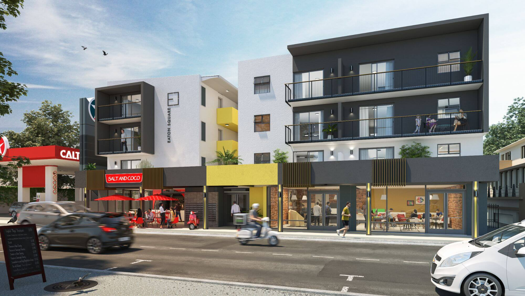 Eaton header - Eaton Square - A brand new offering in Cape Town's latest urban renewal zone
