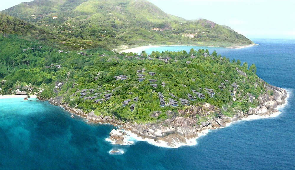 Banyan tree Seychelles Overall - Dr Mulder does it again