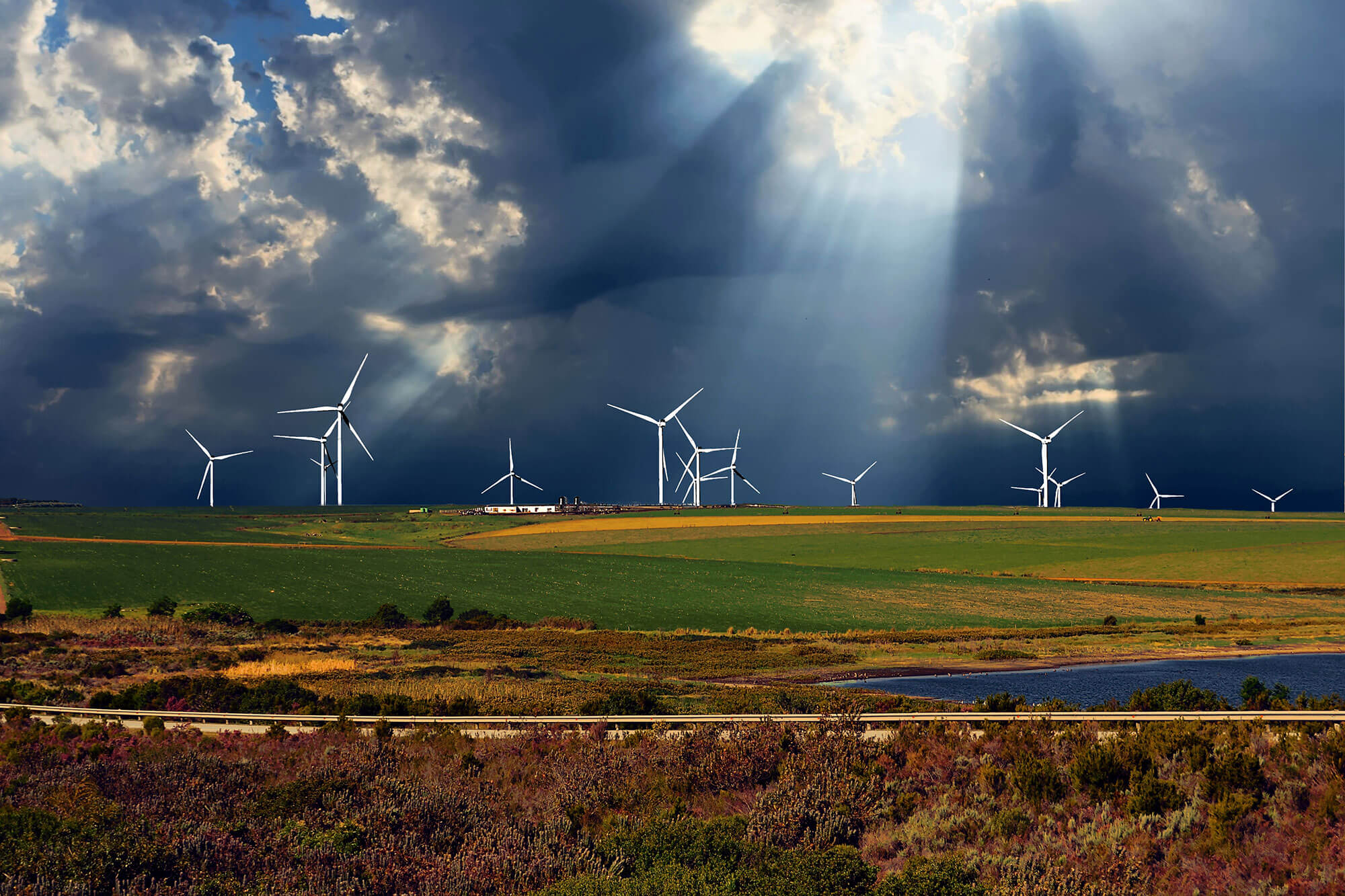 Wind turbine Station - News-old