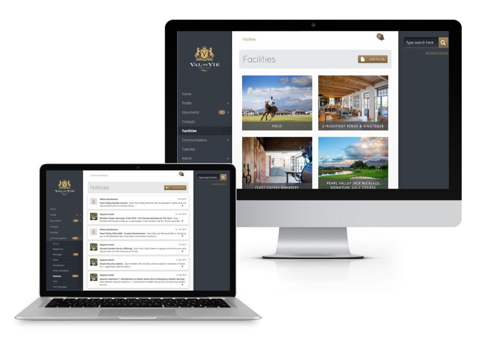 Community Management Portal - REDi Communication