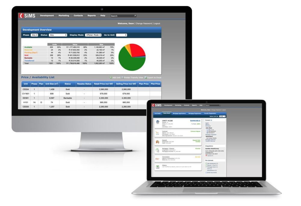 Sales Management System - REDi