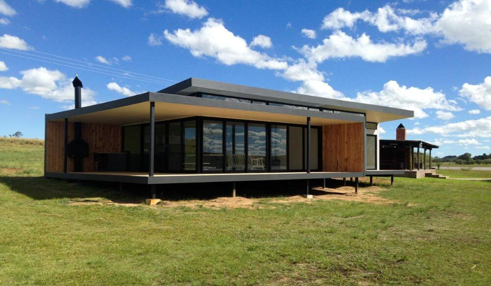 house nel inizio - Are IKEA flat-pack houses viable in South Africa?