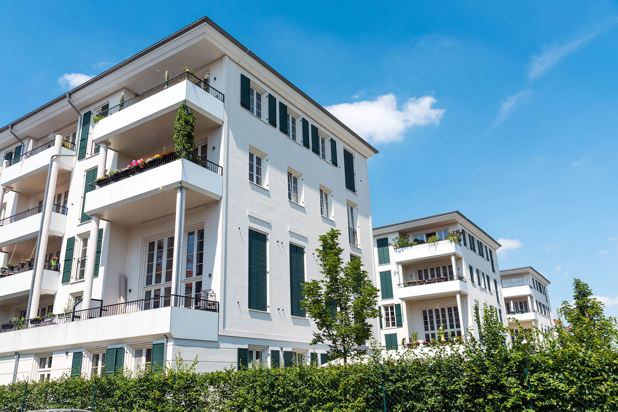modern multi family houses in berlin PF32UKA - Purchasing and managing an investment property – a few fundamentals