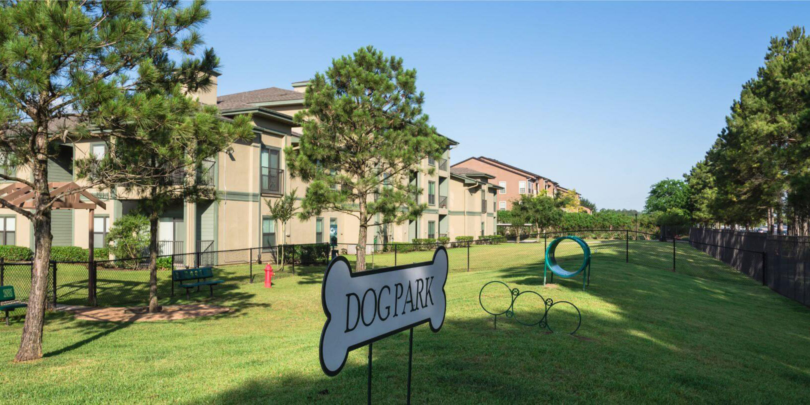 doggy park 2 2 - Is it worth building a doggy park on an estate?