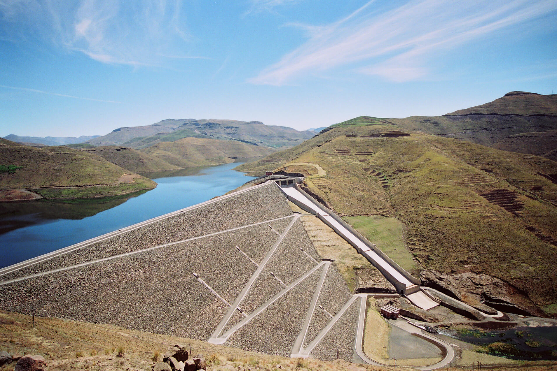 LHWP mohale dam lhda - Industry News